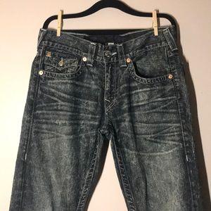 True Religion Men's straight leg Jeans Size 31